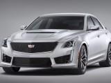 Новый 640-сильный Cadillac CTS-V 2016 (фото, цена)
