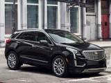 Кроссовер Cadillac XT5 в России (фото, цена, видео)