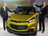 Концепт Chevrolet Adra 2015 (фото, видео)