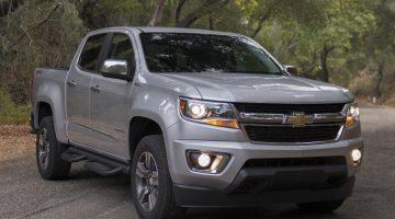 Обновленный пикап Chevrolet Colorado 2017 (фото, цена)