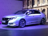 Новый седан Citroen DS 5LS 2015 (фото, видео)