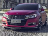 Спортивный седан Citroen DS 5LS R 2015