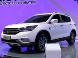 Китайский Dongfeng (DFM) AX7 — копия Nissan Qashqai (фото, цена)