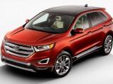 Представлен новый Ford Edge 2015 года