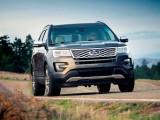 В США показали Ford Explorer Рестайлинг 2016 года
