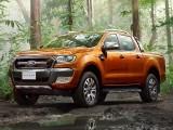 В Таиланде показали новый Ford Ranger Wildtrak 2016 (фото, цена)