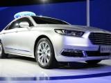 Новый Ford Taurus 2016 показали в Шанхае (фото, цена)