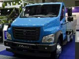Новые грузовики «ГАЗон NEXT» и «Садко NEXT» 2015