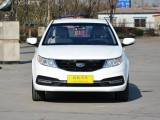 В Китае представлен седан Geely GC7 2015