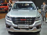 Китайский Great Wall Haval H9 – конкурент Toyota Land Cruiser