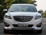 Седан Haima М5 оказался копией Buick Regal