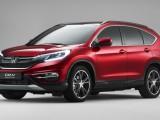 Рестайлинг Honda CR-V 2015 – 2016 года (цена, фото)