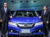 Представлен новый Honda City 2015