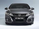 Рестайлинговые хэтчбек Honda Civic 2015 и универсал Civic Tourer 2015