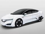Водородный концепт Honda FCV Concept 2014 (фото)