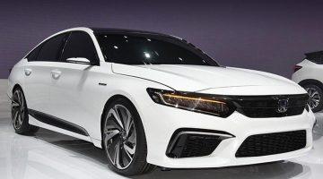 Новая Honda Inspire 2019 (фото, цена, характеристики)