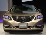 Обновленный седан Honda Legend 2015