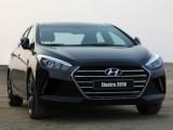 Первое фото новой Hyundai Elantra 2016