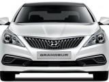 Рестайлинговый Hyundai Grandeur 2015 представлен в Южной Корее