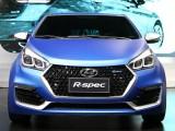 Прототип спортивного Hyundai HB20 R-Spec (фото, видео)