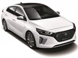 Представлен гибридный Hyundai Ioniq 2016 (фото, цена)