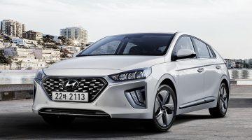 Новый гибрид Hyundai Ioniq 2019 – 2020 (фото, цена, видео)