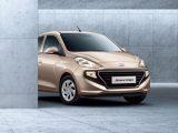 Представлен новый недорогой хэтчбек Hyundai Santro (фото, цена, характеристики)