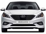 Новую Hyundai Sonata 2015 показали в Сеуле