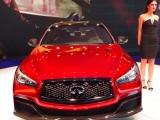 Концепт Infiniti Q50 Eau Rouge 2014 (фото, видео)
