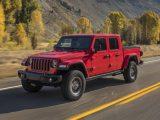 Новый крутой пикап Jeep Gladiator (фото, характеристики, видео)