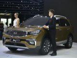 В Китае показали новый кроссовер Kia KX7 (фото, цена)