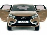 Хетчбэк Lada XRay Concept 2 (фото, видео)