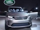 Концепт Land Rover Discovery Vision 2014 (фото, видео)