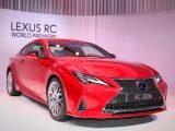Представлен новый Lexus RC 2019 года (фото, видео, технические характеристики)