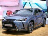 Старт продаж Lexus UX в России (фото, цена, характеристики)
