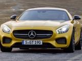 Спорткар Mercedes-AMG GT 2015: цена, характеристики, фото