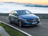 Новый Mercedes B-Class 2019 (фото, цена, характеристики)