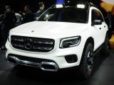 Представлен новый кроссовер Mercedes-Benz GLB 2020 (фото, видео)