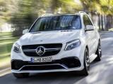 Кроссовер Mercedes-Benz GLE 2016 (цена, фото)