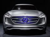 Представлен концепт Mercedes G-Code 2014 (фото, видео)