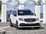 Новый внедорожник Mercedes GLS 2016–2017 (фото, цена)