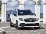 Новый внедорожник Mercedes GLS 2016–2017 (фото, цена)