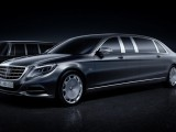 Лимузин Mercedes-Maybach S600 Pullman 2016 (цена, фото)