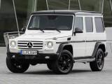Юбилейный Мерседес Гелендваген 2014-2015 (Mercedes G-Class Edition 35)