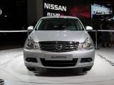 Новый Nissan Almera 2015 года представлен Таиланде
