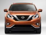 Новый Nissan Murano 2015 показали в Нью-Йорке