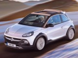 Серийный Opel Adam Rocks 2015