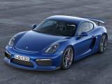 Новый спорткар Porsche Cayman GT4 в России (цена, фото)