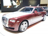 Новый Rolls-Royce Ghost Series II 2015 в России