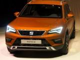 Seat Ateca – новый кроссовер с 1-литровым мотором (фото, цена)